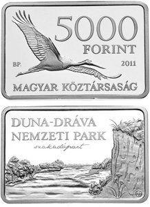 Pénzérme a Duna-Dráva Nemzeti Parkról
