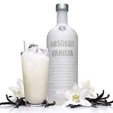 Image result for vanilla vodka