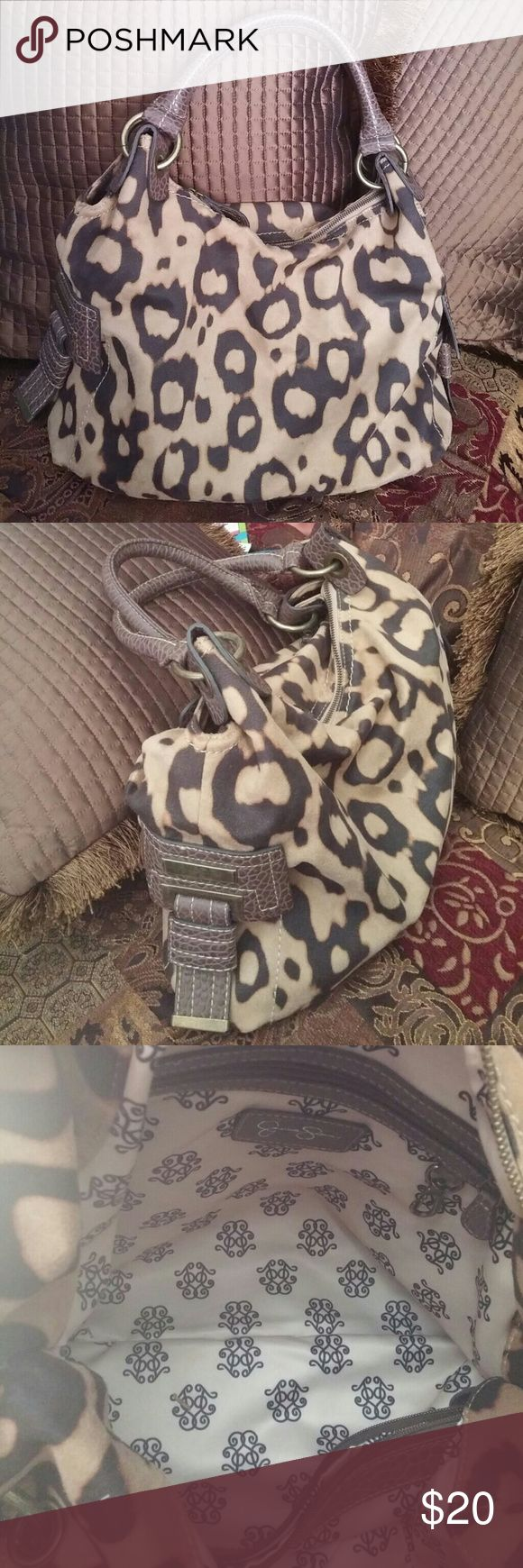 Jessica Simpson Purse Animal Print Jessica Simpson Purse Jessica Simpson Bags