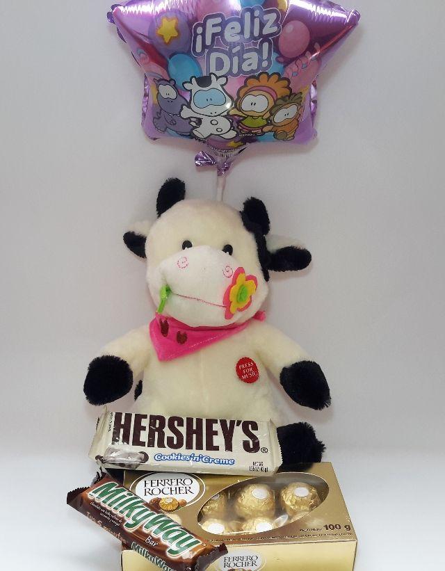 Vaca Choco en Detallitos.co, detalles y regalos a domicilio en Villavicencio