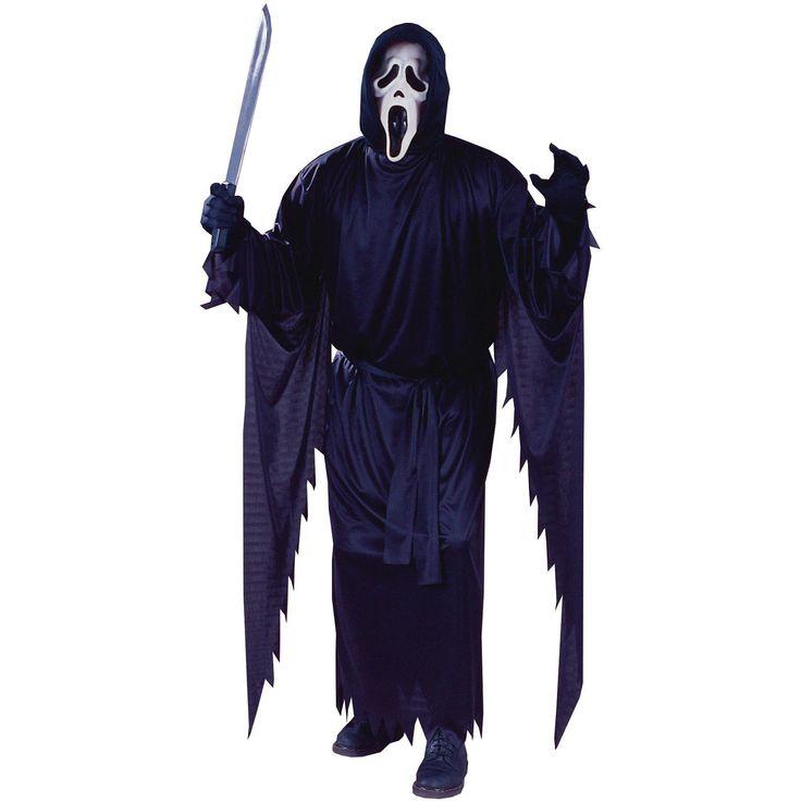 Scream Adult Costume