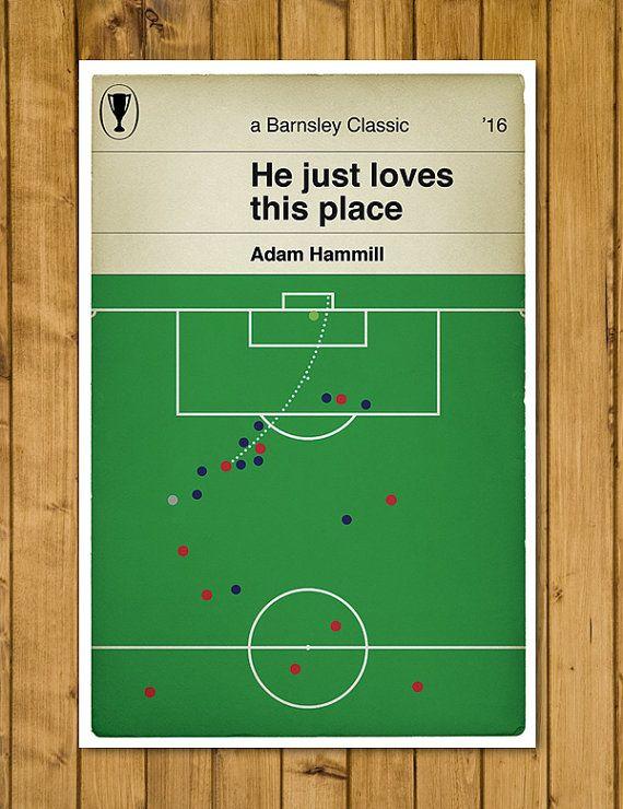 Barnsley FC - Adam Hammill - 2016 League One Play Off Goal by headfuzzbygrimboid