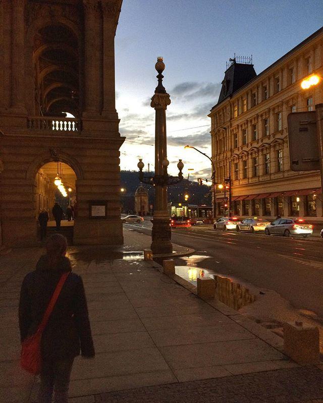 Prague, 18.02.2017 🇨🇿 #latepost  When in Prague  Dobrý den z Praha  Guten Tag aus Prag Good afternoon from Praha Selamat sore dari Praha  This is what you can get if you come to and visit Prague, Czech Republic.  #weekend #getaway #escape #prague #like4like #love #city #europe #indonesian #capital #chasingtheworld #traveller #traveling #travelgram #praha #winter #tram #gate #architecture #traveling #fashionista #world #wanderlust #instadaily #lonelyplanet #followme #czech by (adiadriaji)…