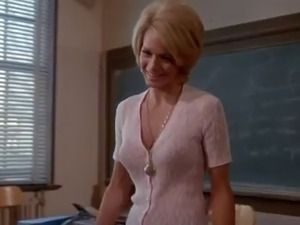 Angie dickinson as a teacher