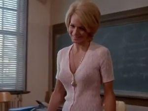 Angie dickinson as a teacher