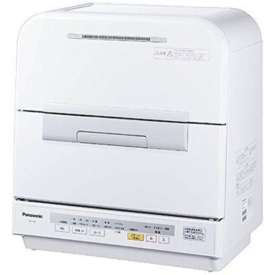 【決算セール】送料無料!Panasonic(パナソニック) 食器洗い乾燥機 NP-TM9-W■低騒音設計 食洗機
