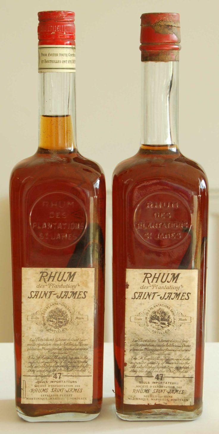 Finest & Rarest Vintage Spirits and Liqueurs - Rum