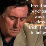 Weston's Wisdom: Paul Weston's Thought For The Day #InTreatment #GabrielByrne