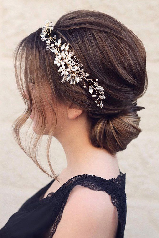 Wedding Guest Hairstyles 42 The Most Beautiful Ideas Wedding Forward Easy Wedding Guest Hairstyles Wedding Guest Hairstyles Headband Hairstyles