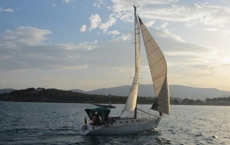 Sail away in Volos