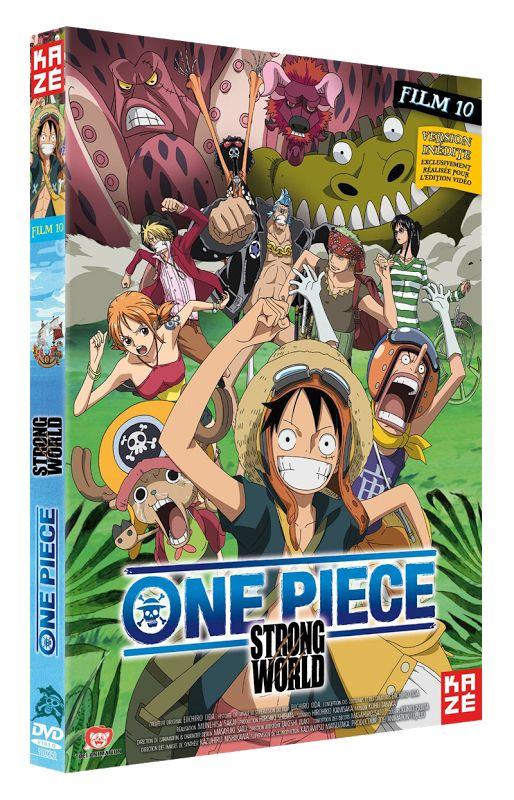 One Piece Film 10 en VF et VOSTFR