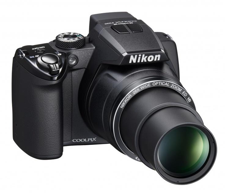 Nikon COOLPIX P100 - Zaawansowany kompaktowy aparat cyfrowy o dużych możliwościach.