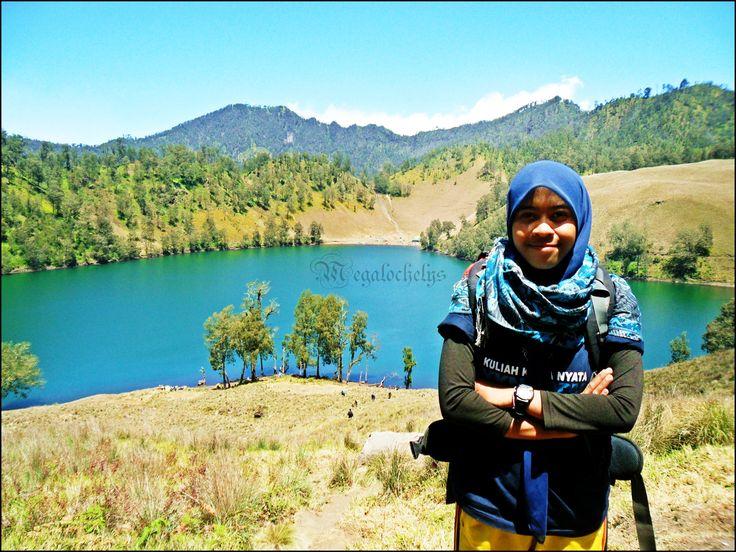 Ranu Kumbolo (Kumbolo Lake), Mt. Semeru 3676 mAsl. Jawa Timur, Indonesia