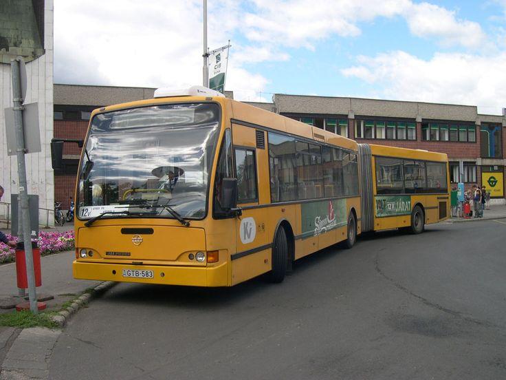 Rába Premier 291-es Sopronban