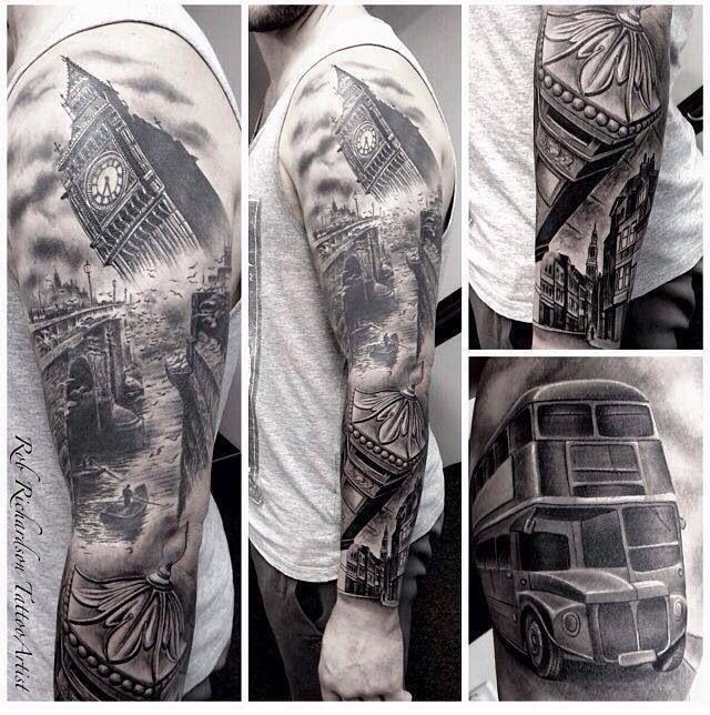 Quality sleeve! Artist: Rob Richardson
