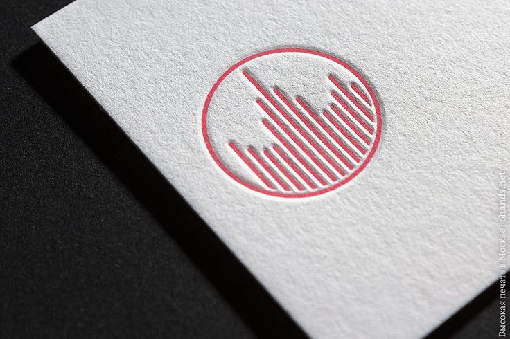 Lomonosov Moscow State University letterpress illustration on business card.  #msu #letterpress #businesscard