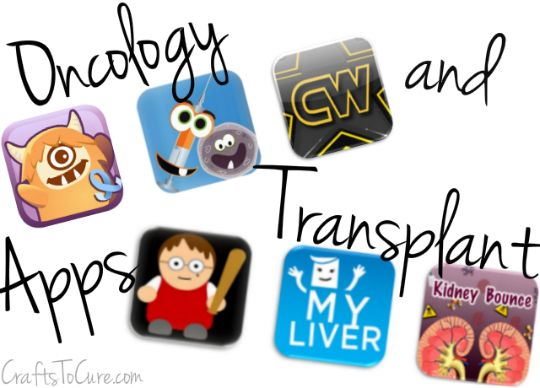 Check out my newest post on the best apps for Oncology and Transplant  patients!! Child Life SpecialistCure ...