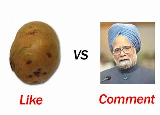 Lets See Who Wins. Manmohan Trolled.