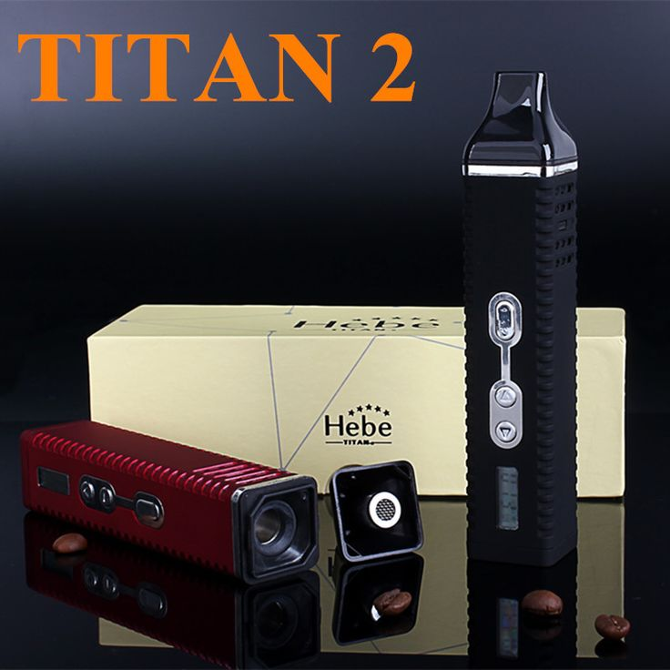 >> Click to Buy << Electronic Cigarette Dry Herb Vaporizer Titan 2 Hebe Kit E Cigarette Vape Pen Mechanical Herbal Vaporizer Wax Weed Vapor X2017 #Affiliate