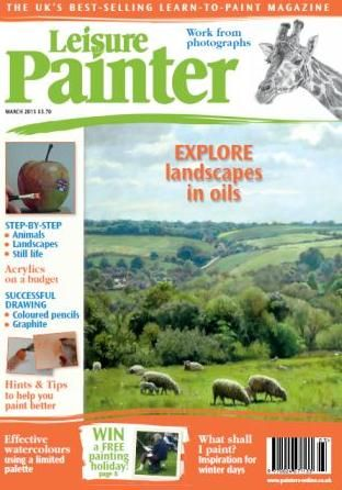 Leisure Painter March 2013