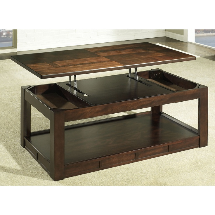 New Trend Home Interior Lift Top Coffee Table