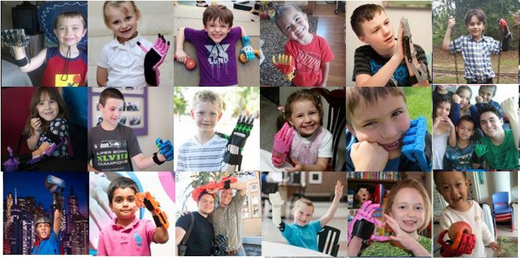 Enable Community Foundation Formed: Donations to e-NABLE keep 3D printed hands accessible http://3dprint.com/45196/enable-community-foundation/