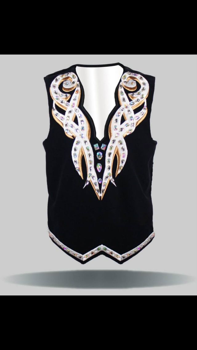 29 best images about irish dance vest solo on pinterest for Elevation dress designs