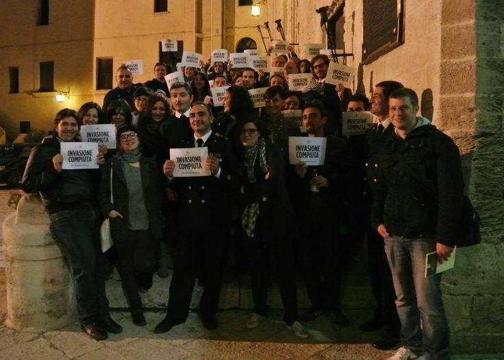 #invasionidigitali #taranto #castelloaragonese