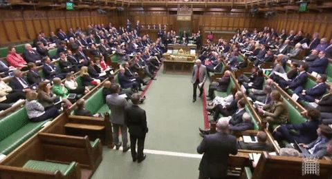Dennis Skinner Gets Chucked Out Of Commons For Calling Cameron 'Dodgy Dave'