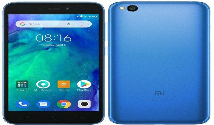 Xiaomi Lauch Its First Android Go Smartphone Sony Mobile Phones Smartphone Xiaomi