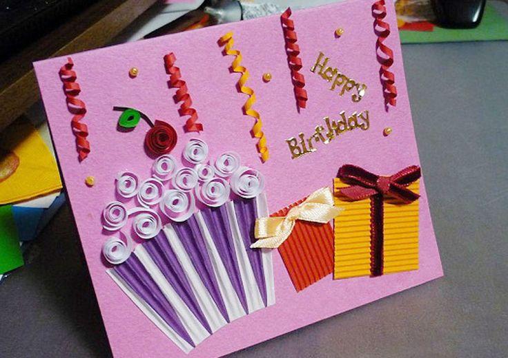 Открытка своими, открытки девочке на 5 лет своими руками