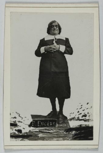 Portrait De Lucien Fugere 1848 1935 Chanteur Lyrique A LOpera Comique