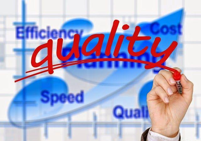 Zamówienia publiczne : Kryterium jakości
