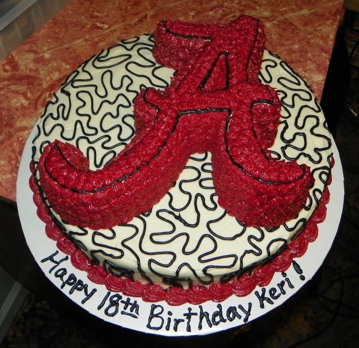 The 25 best Alabama cakes ideas on Pinterest Alabama birthday