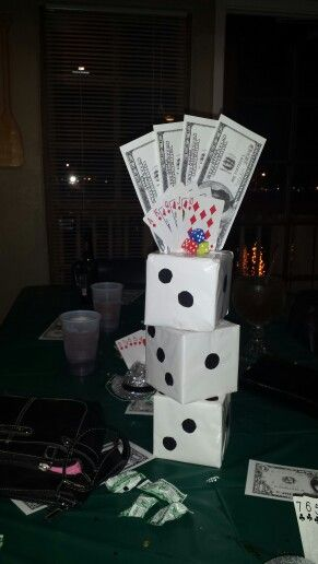 13 best casino 25th b day cake images on Pinterest ...