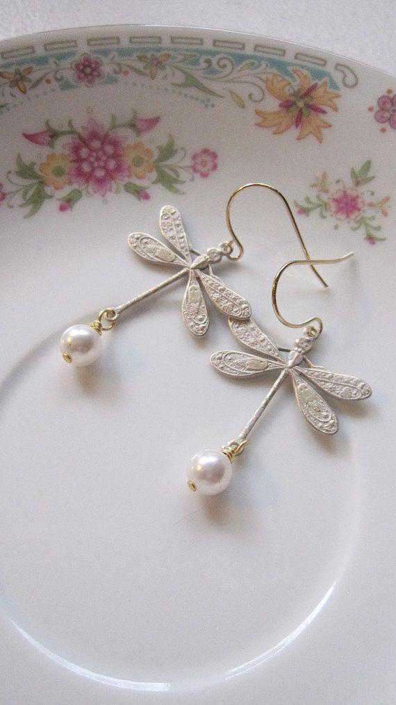 Dragonfly Earrings...LoVe !!