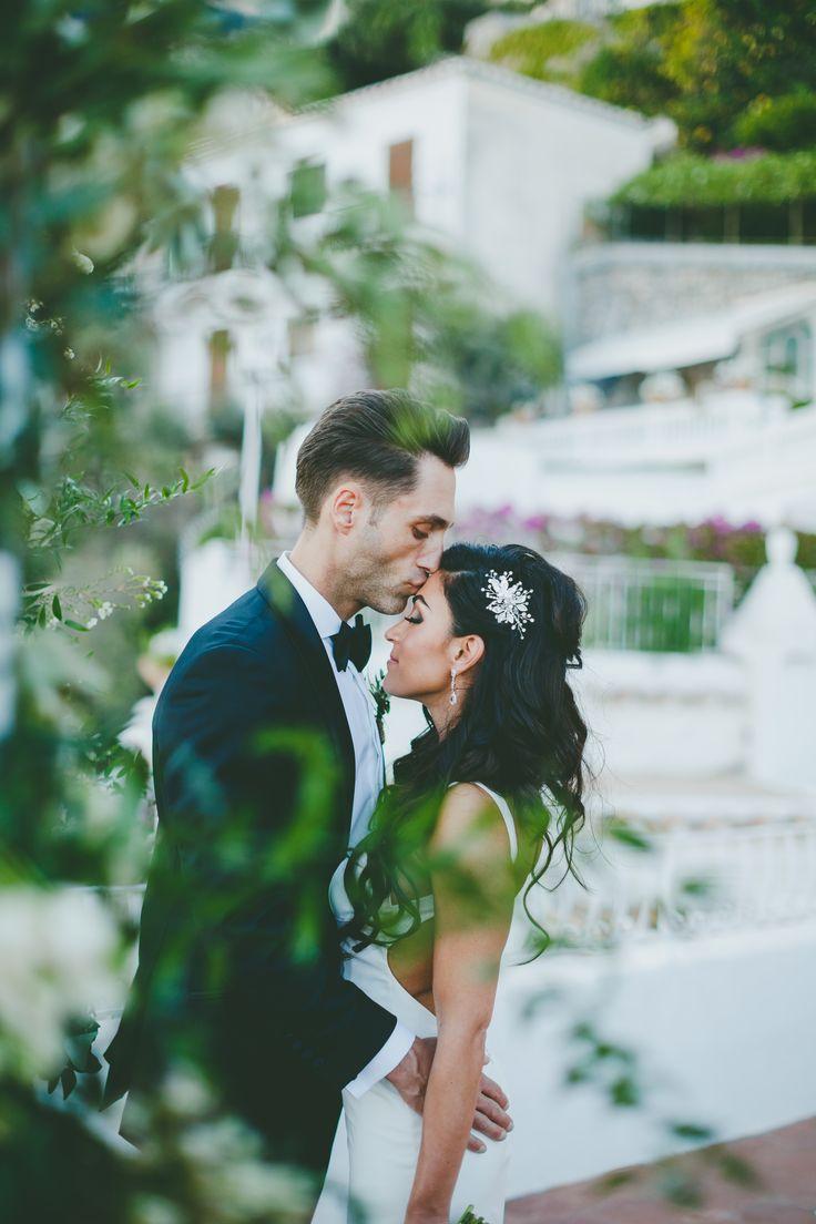 Terrace Marincanto wedding ceremony - elopement Positano photographer