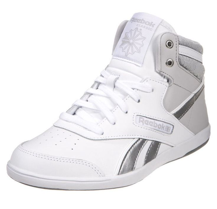 d45e93782c2c ... Reebok Classic BB770 MID NIGHT OUT Baskets montantes steel pure  silver white prix promo ...