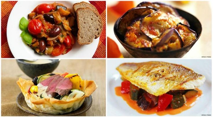 How To Prepare Eggplant: 10 Recipes for Vegans, Vegetarians and Omnivores #food #recipes #spiralizer