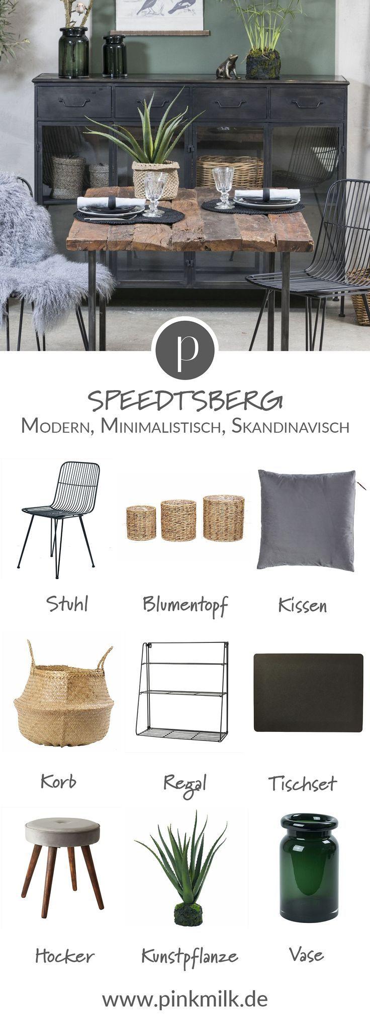 Die dänische Marke Speedtsberg bietet einen modernen Wohnstil in Ihrem Zuhause.