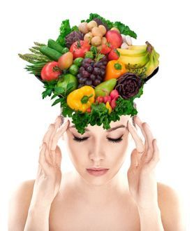 These foods will increase the memory of the brain and heart, and to be strong so that it will work properly