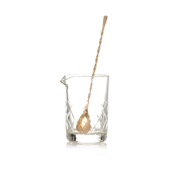 A cocktail mixing set, carefully crafted in Japan to the exacting standards of professional bartenders.