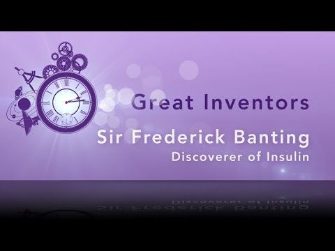 Great Inventors -  Frederick Banting  Often, in this age of celebrity worship, recognition of some of life's true heroes goes unnoticed. This Saul Bass inspired motion graphic short is part of a larger health initiative campaign focusing on some of those great inventors in science and medicine.
