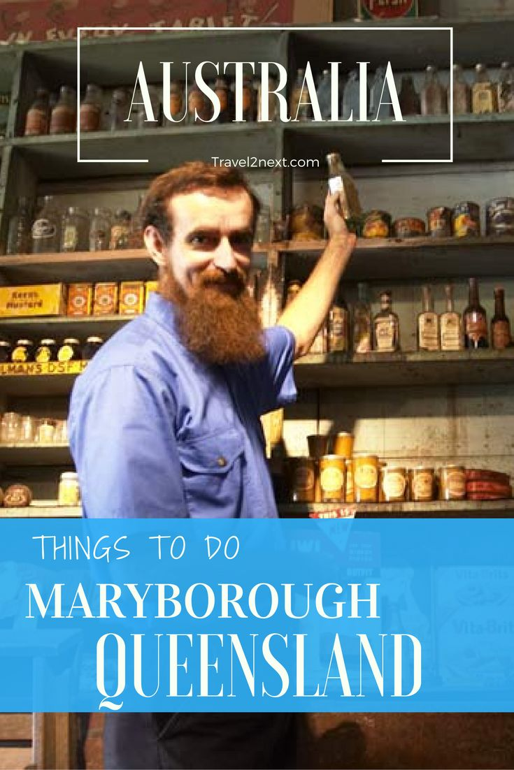 Things To Do in Maryborough Queensland. Some places are more well-known in faraway lands than they are at home.