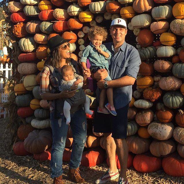 Tamera and Adam Housley Pumpkin patch, Cute instagram