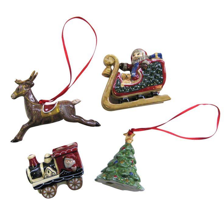 Nostalgic Christmas Decorations: Villeroy & Boch Nostalgic, Christmas