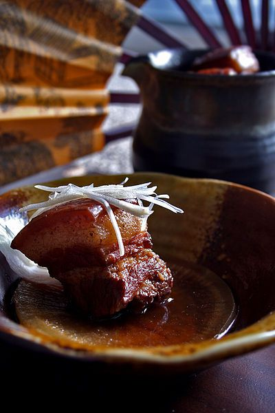 東坡肉 (Dong Po Rou) Braised Pork Belly