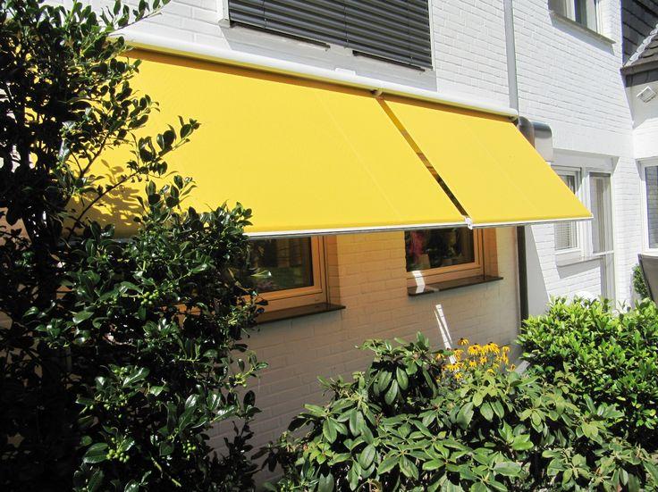 Die besten 25+ Sonnenmarkise Ideen auf Pinterest Sonnenhaus - sonnenschutz markisen terrasse