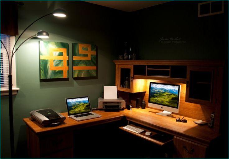 22 Inspiring Setup Of Cool Workstations