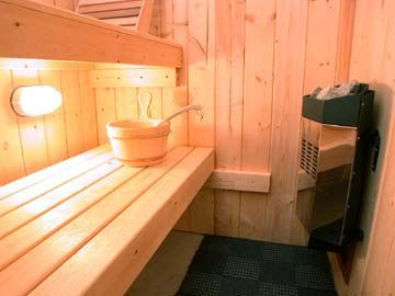 Build Your Own Sauna Room